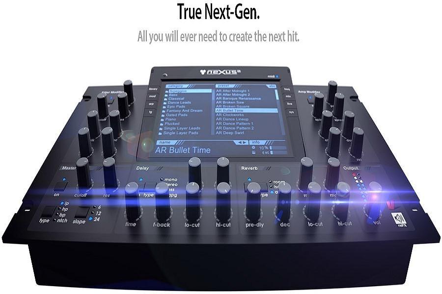 nexus 2 crack fl studio 11