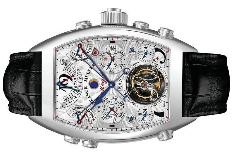 До года возглавляли рейтинг самых дорогих часов patek phillipe supercomplication.