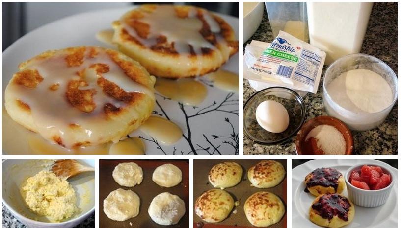 Как сделать творожники в духовки