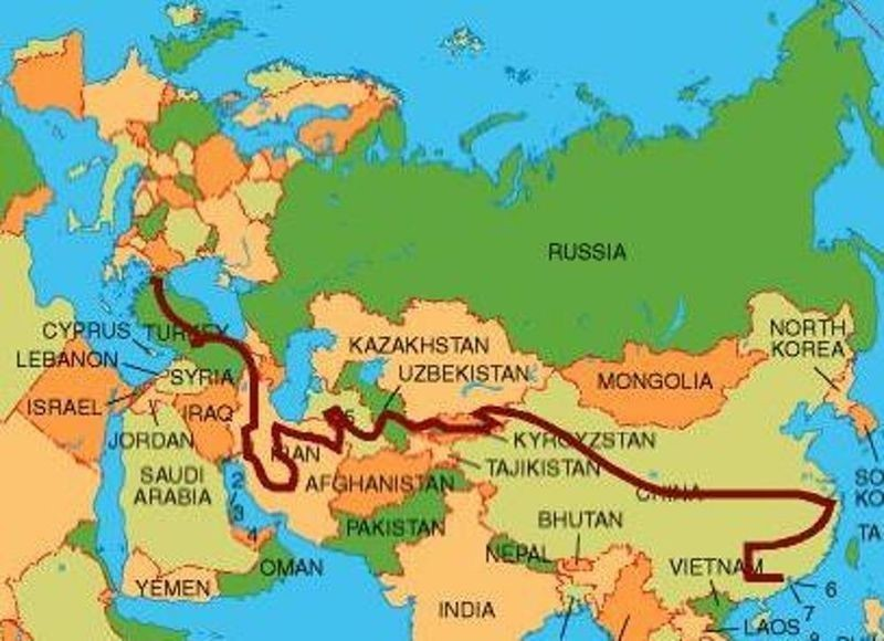 ap silk road Chapter 7 notes and outline - proof of reading ap world history chapter 7 notes and outline the silk road silk road.