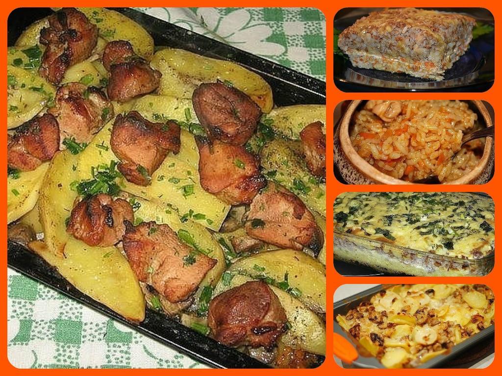 Курица с картошкой в кефире готовится очень просто, получается очень нежной, подходит как для ежедневной подачи, так и на праздничный стол.