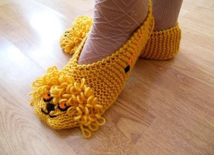 Вязанные носки крючком пошагово