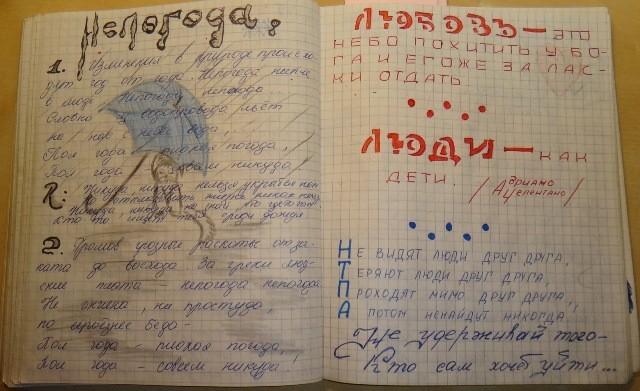 Как сделать написать дневник