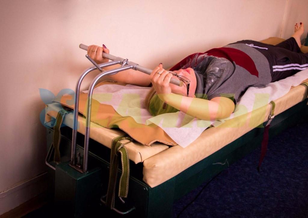 Опорно двигательный санаторий в украине