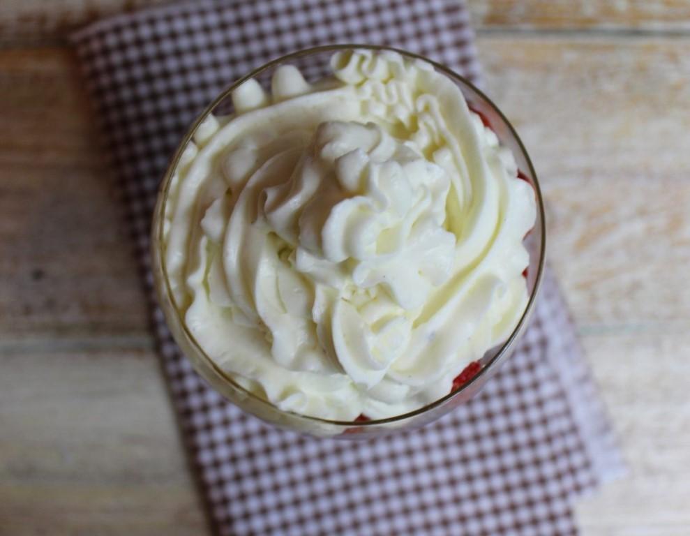Заварной крем с сливками рецепт с пошагово