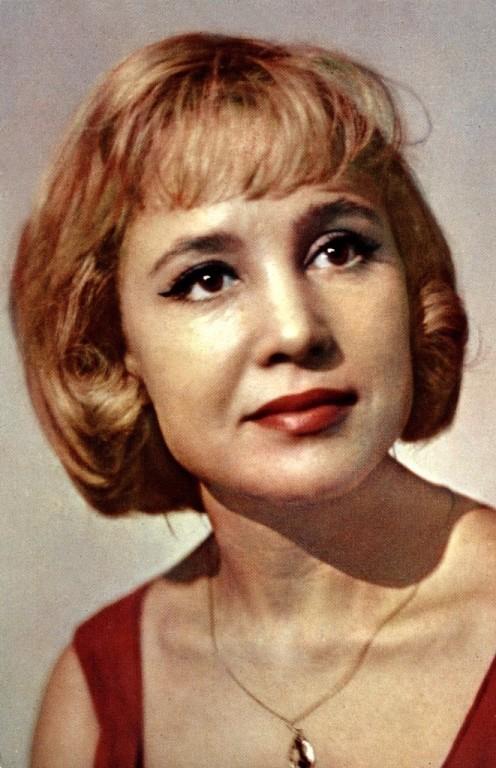 Самые красивые советские актрисы 85 фото Наталья Варлей