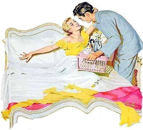 только ретро любовь в постели люди математического