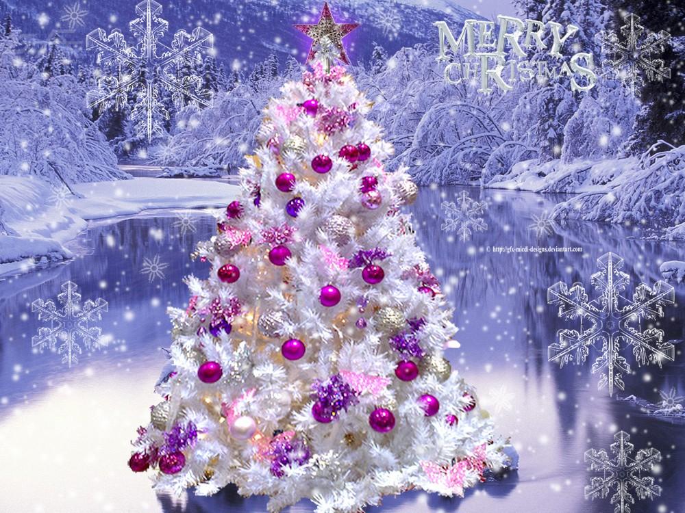 новые новогодние красивые картинки