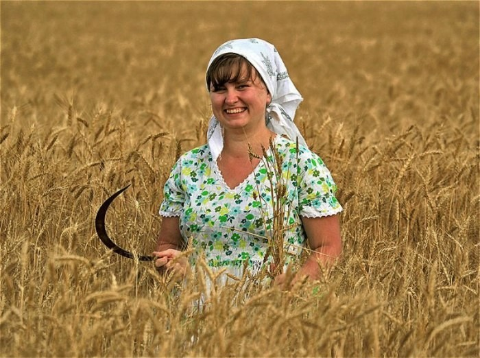 Бабенки русские фото