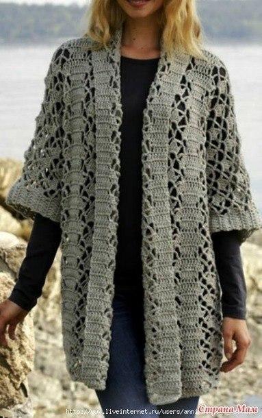 Ручное рукоделие по вязанию