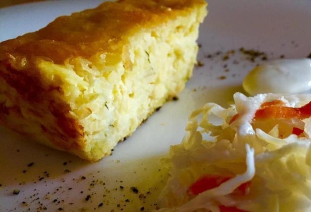 Рецепт вкусных домашних драников  Кулинарные рецепты