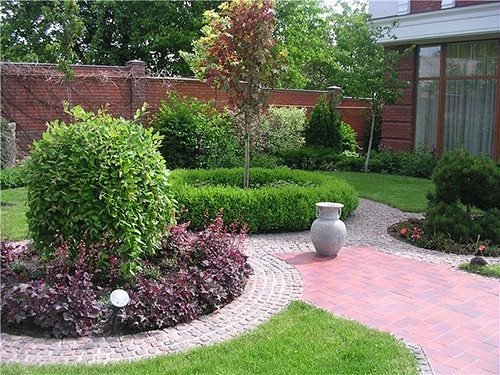 Гейхеры в садовом дизайне