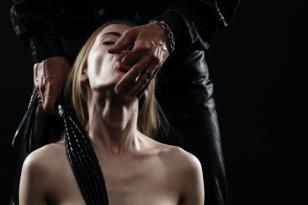 легкая мужская доминация