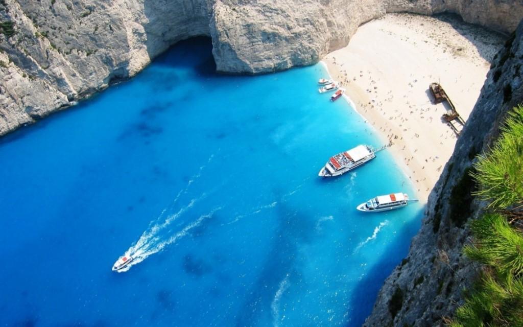 Закинф - удивительный остров Греции!
