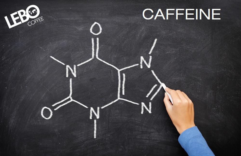 caffeine c and e