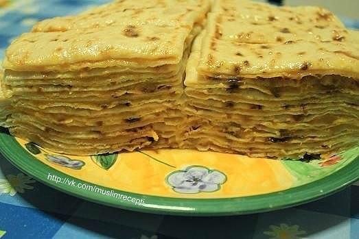 Рецепт чеченские лепешки с тыквой