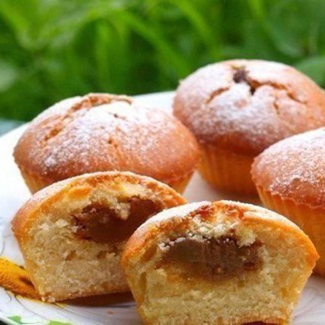 Как сделать кексы со сгущенкой