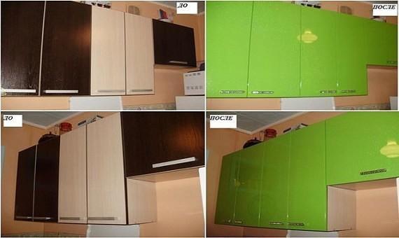 Кухонный гарнитур ремонт своими руками