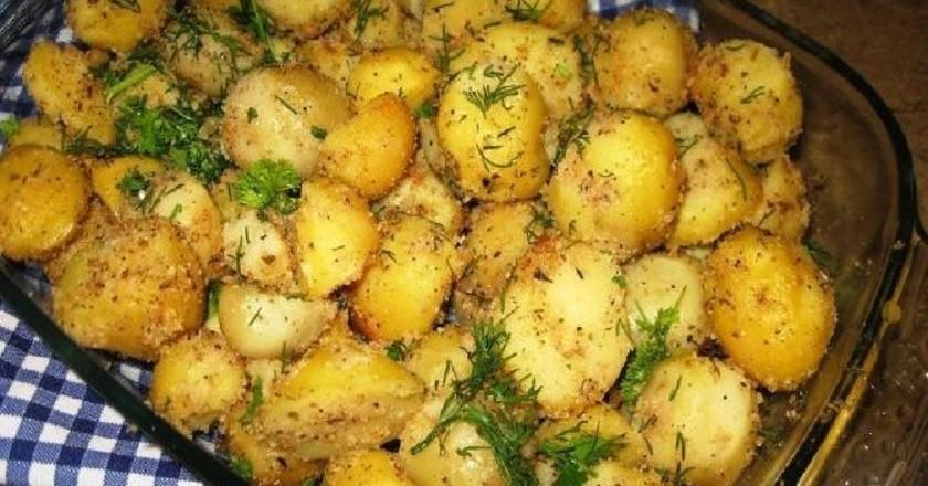 В народе картофель обрел название