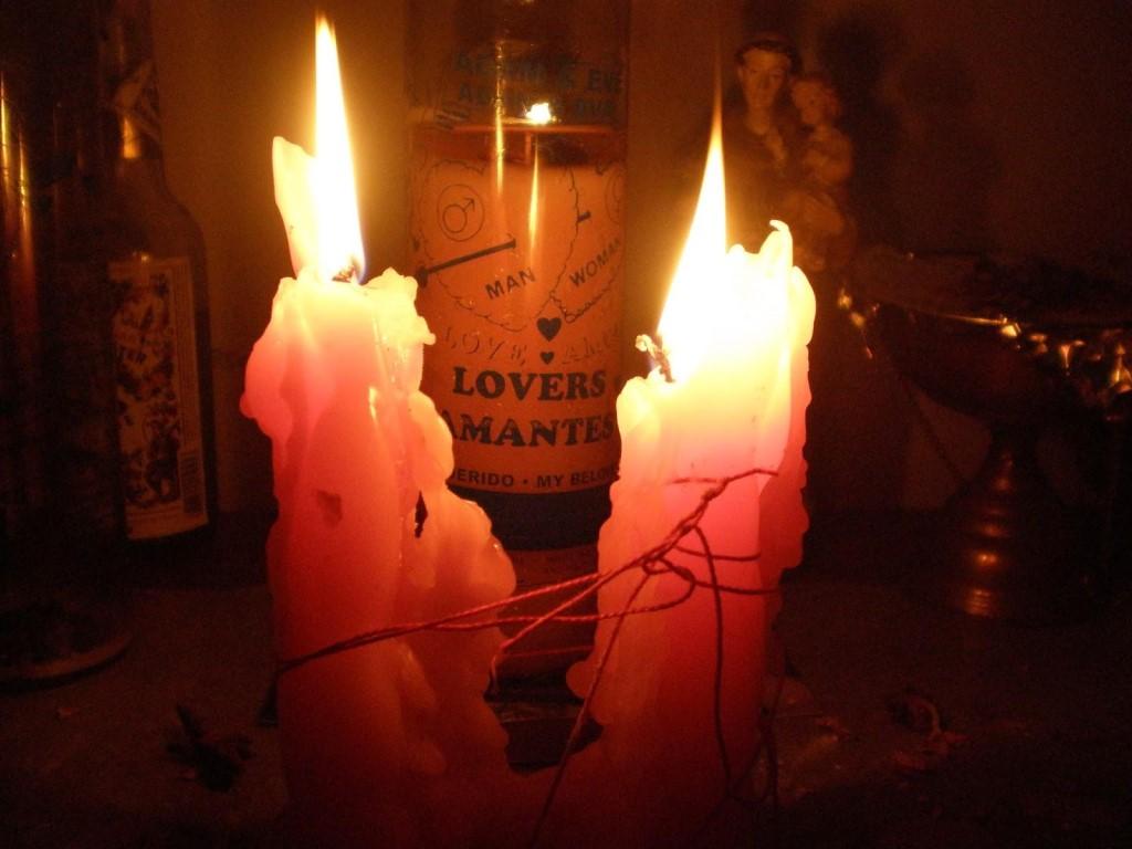любовные привороты на церковные свечи