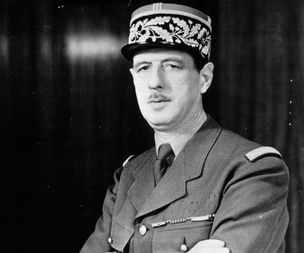 a biography of charles andre marie joseph de gaulle