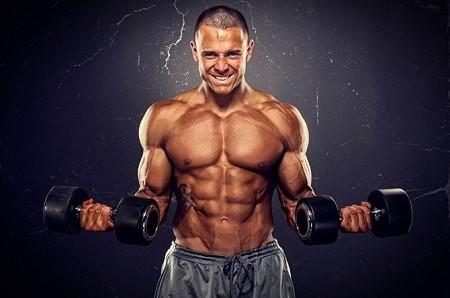 Упражнения для набора мышечной массы для мужчин в домашних условиях