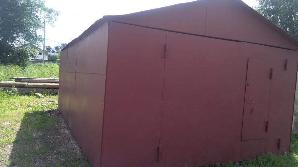 Купить металлический гараж в иркутской области недорого можно через нашу доску объявлений.