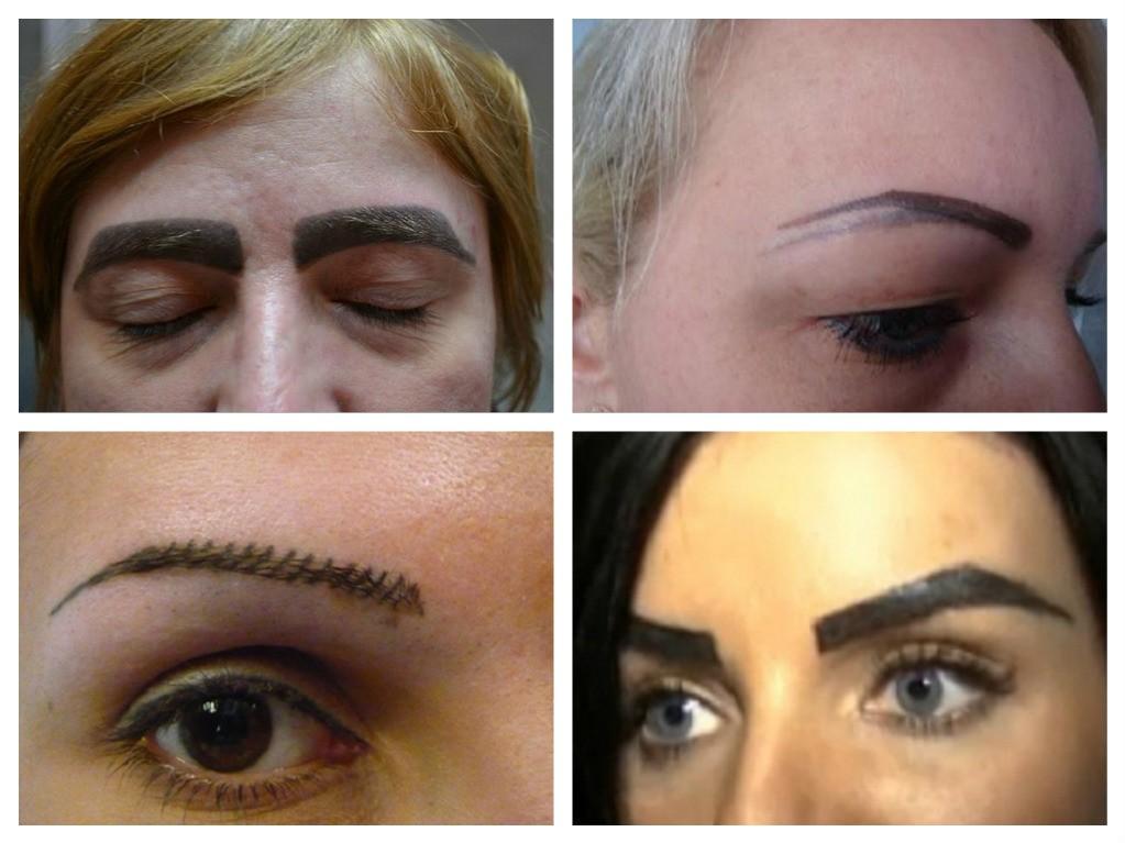 Всем привет, мечтаете о красивых бровях без ежедневного макияжа, но еще не решились на процедуру?