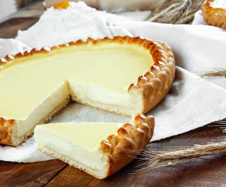 Пирог на сметане — это быстрый способ вкусно накормить свою семью.