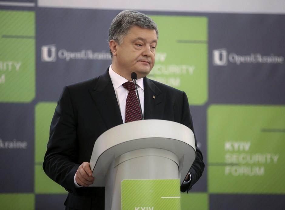 Петр Порошенко о выходе Украины из СНГ