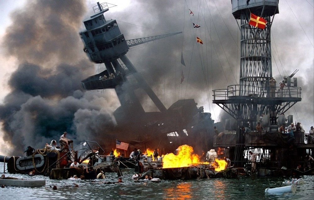 a history of the bombing of pearl harbor The role of pearl harbor attack in the history of the united states of america.