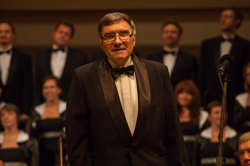 30 января в большом зале московской консерватории пройдёт праздничный гала-концерт в честь юбиляра.