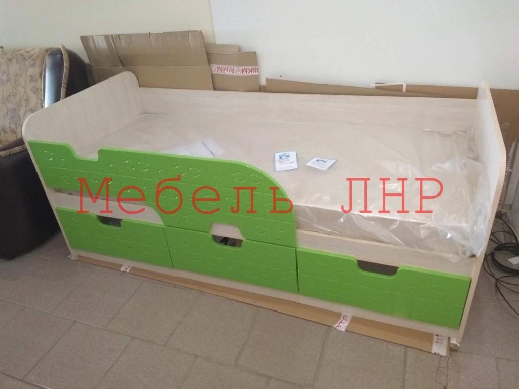 размеры кровать минима