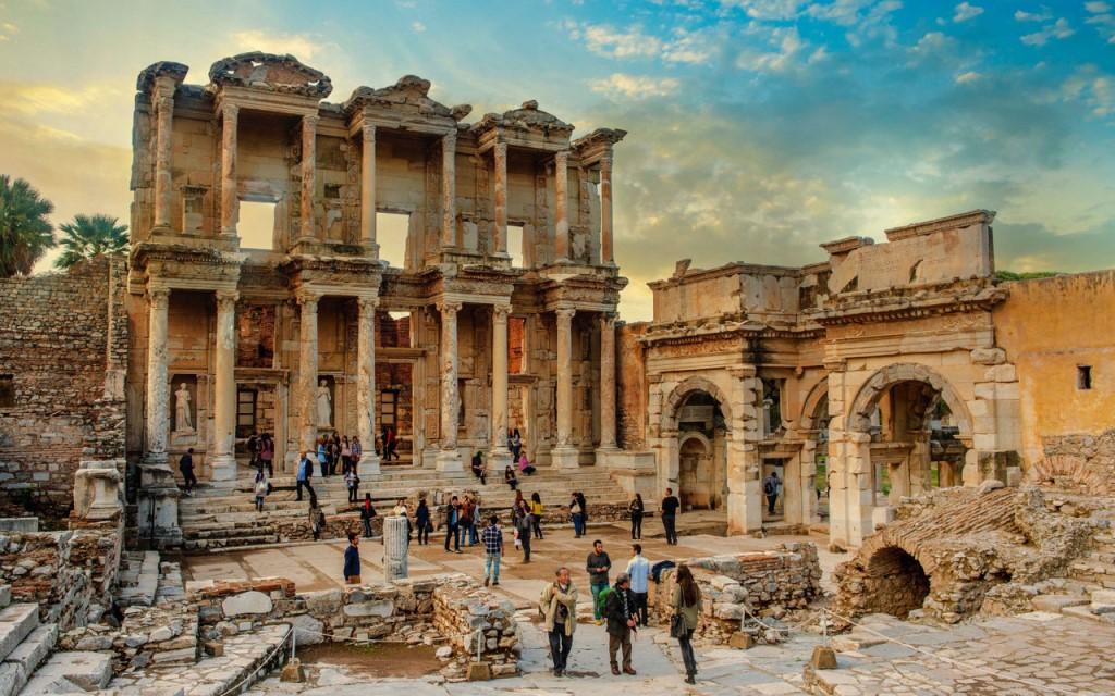 Древние города Турции