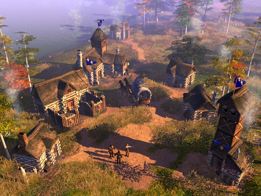 esocommunity age of empires iii tournaments replays - HD1024×768