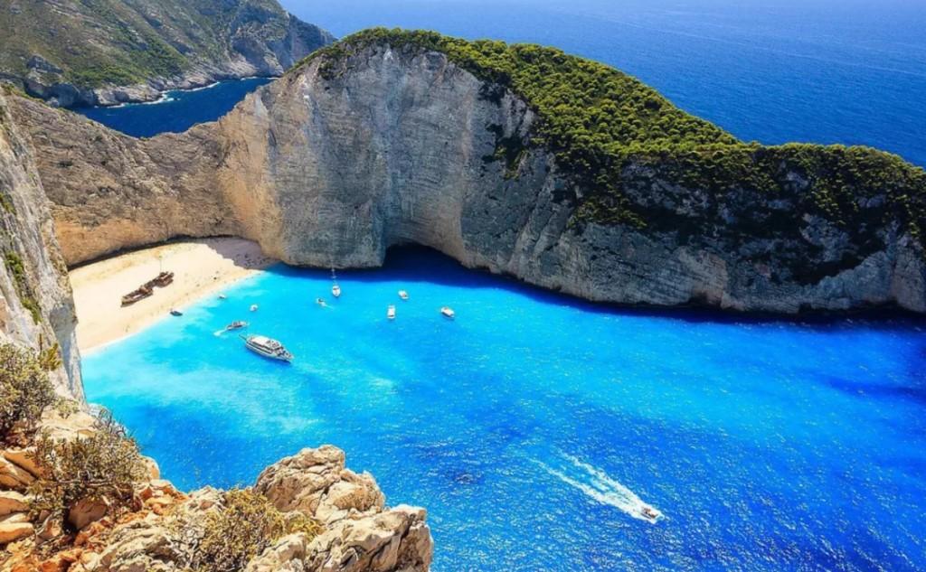 Закинф - жемчужина Греции!