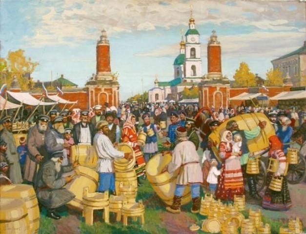 Ярмарок знакомство на руси я традициями