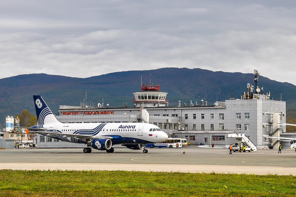 """""""Аэровокзал Южно-Сахалинск"""" спешно расторг договор на охрану терминала после иска от структуры Минтранса"""
