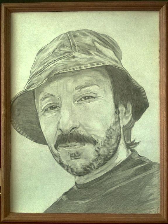 Рисую портреты, картины по фото.