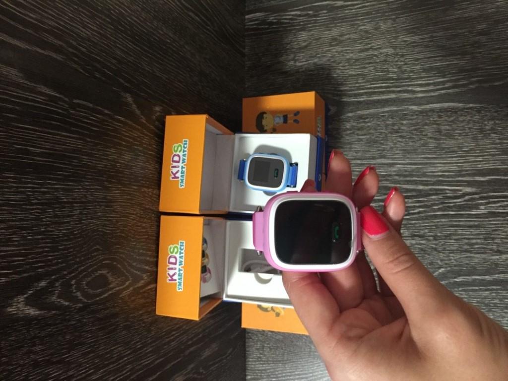 Красивые GPS часы с функцией телефона, кнопкой SOS и датчиком снятия с руки.