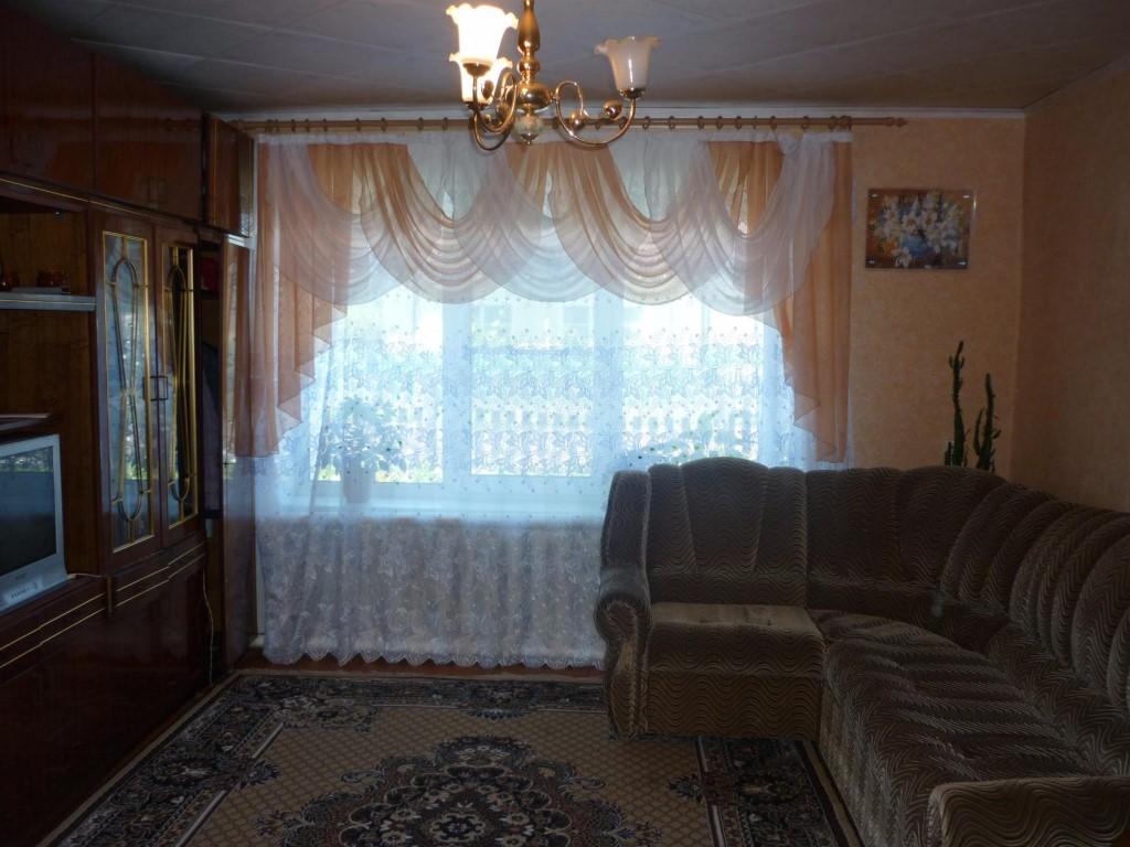 Продам благоустроенную квартиру в двухквартирном капитальном доме на земле, в Алтайском крае, Смоленском районе, с.Ануйском, 70,7 кв.м.