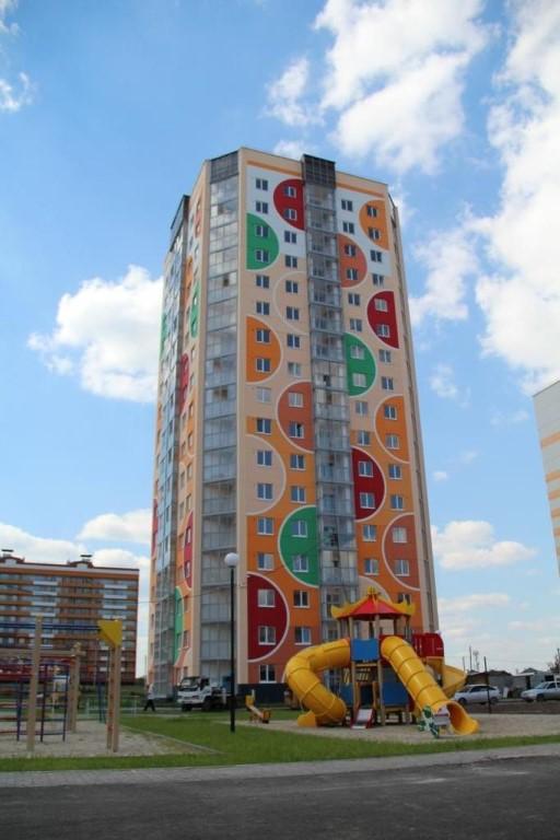 2-комнатная светлая квартира в динамично развивающемся мкр.