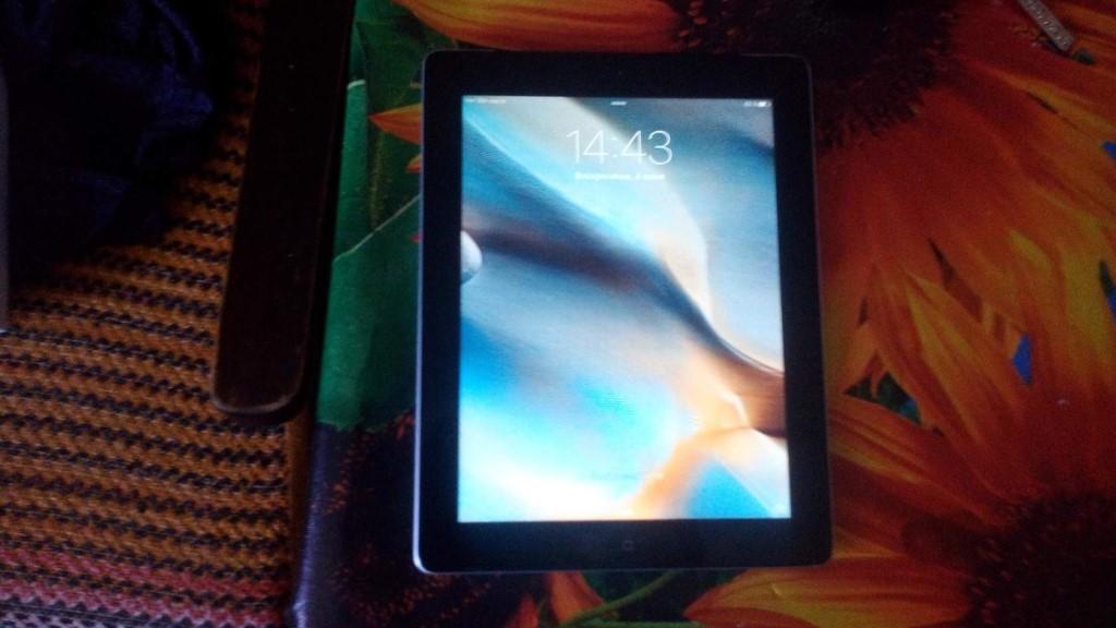Продам iPad 3 поколения в хорошем состоянии за 7000.