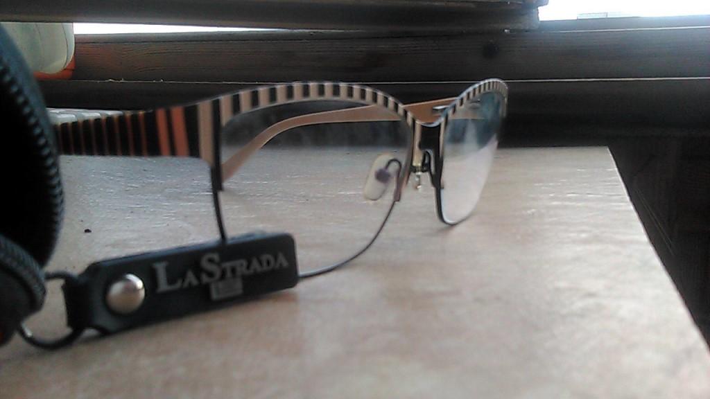 Новые оправы бренда La Strada.
