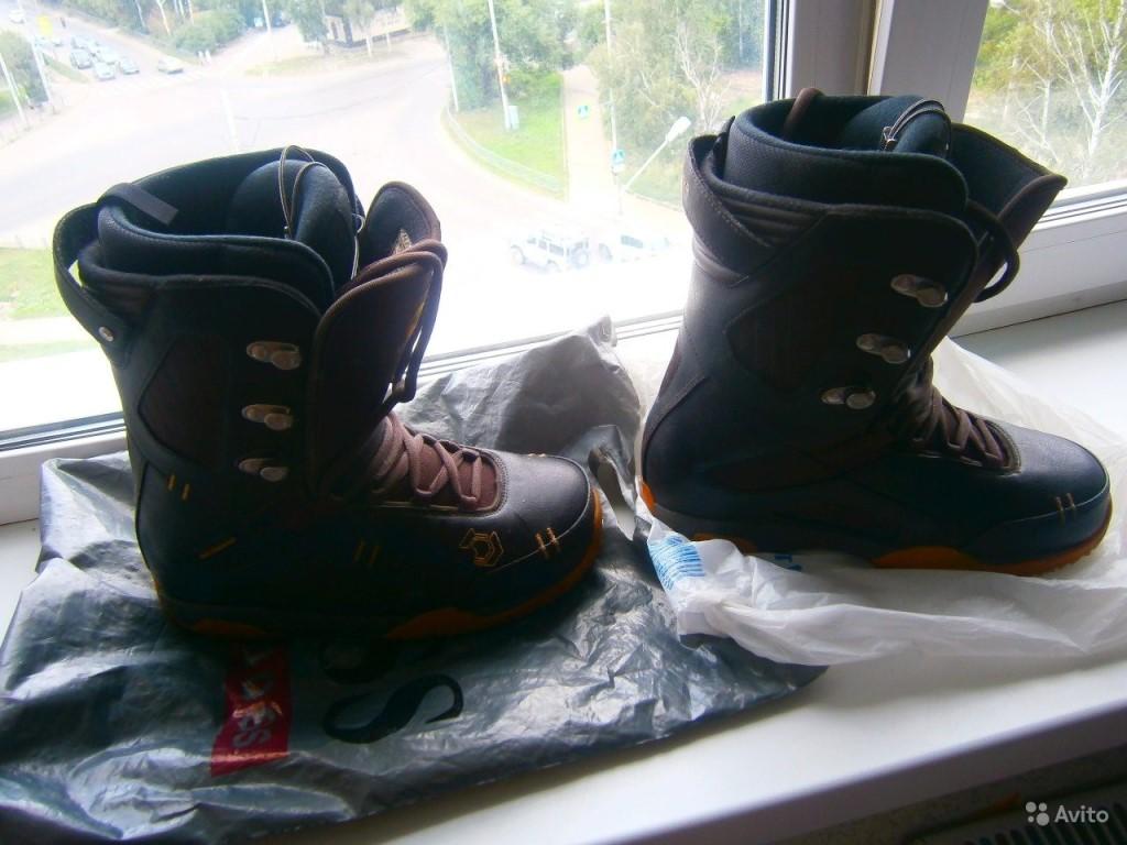 Продам ботинки для сноуборда NorthWave Freedom