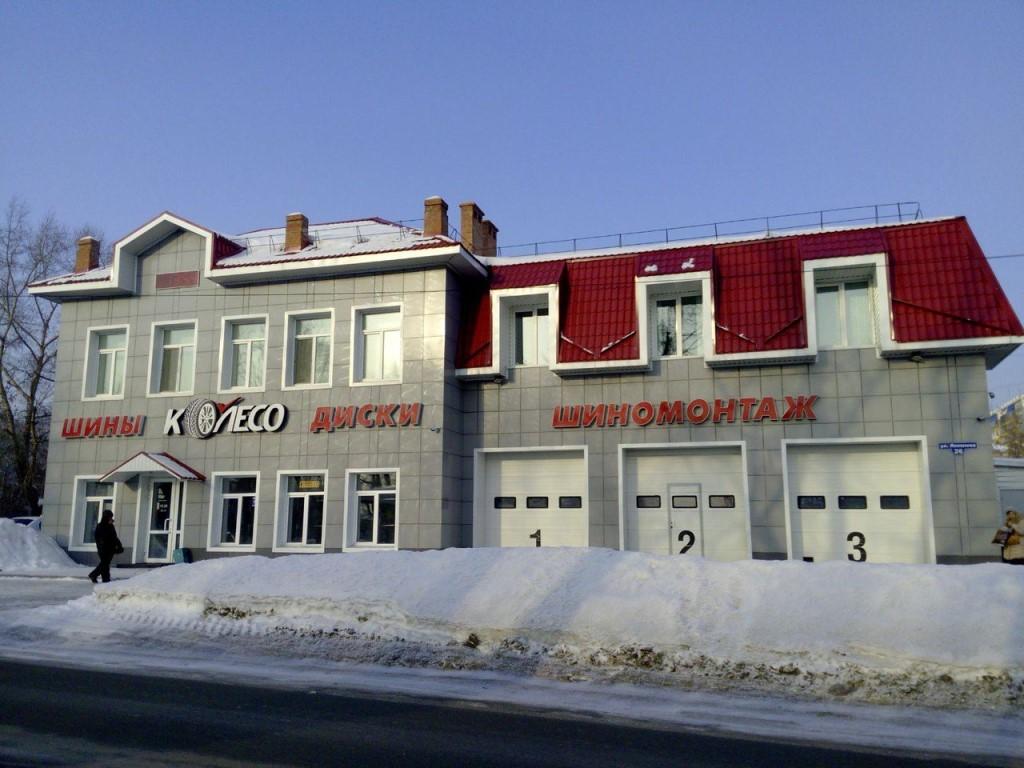 Монтаж фасадов, аренда строительных лесов, изготовление доборных элементов для кровли и фасада в г.Томске!!
