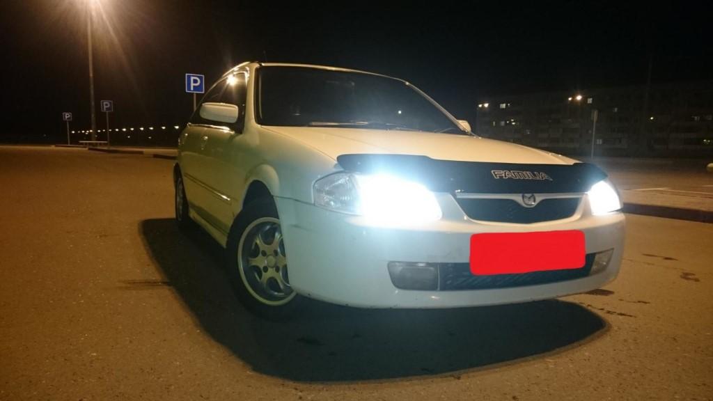 Продам  Mazda Familia S-Wagon, 1998 год.