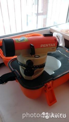 Нивелир оптический Pentax AP-124