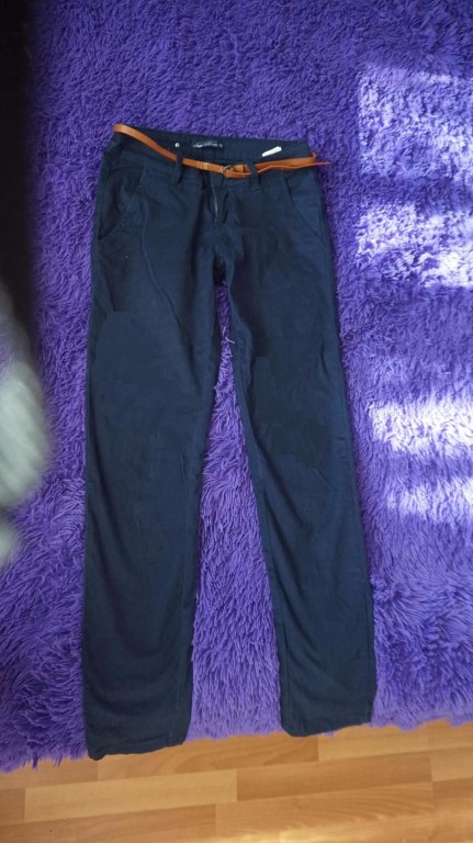 штаны женские надевала 1 раз размер XS - 500р