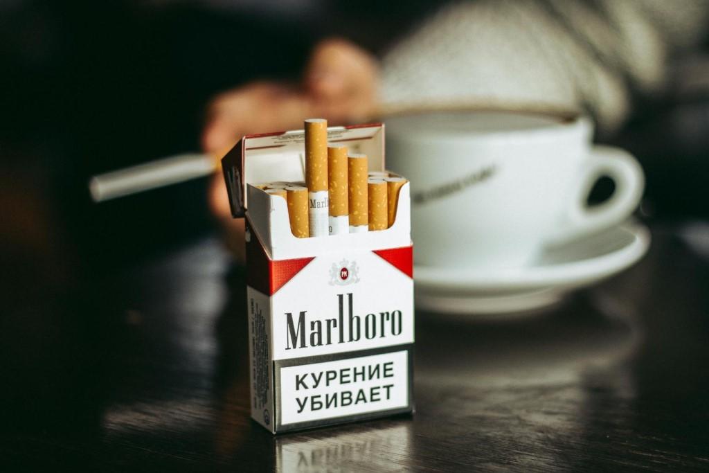 Продажа сигарет оптом (от 1 коробки) и в розницу (блоками)